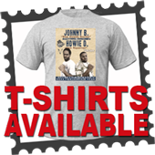 Johnny B Homeless Tshirts